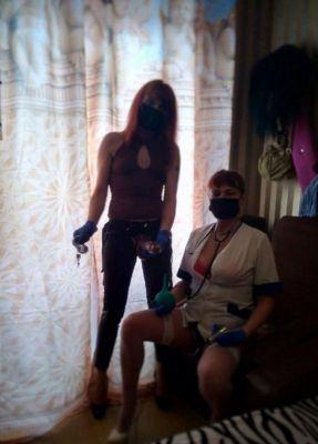 секс модель Страпонессы — подробные фото